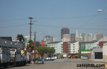 Carolina Street, San Francisco