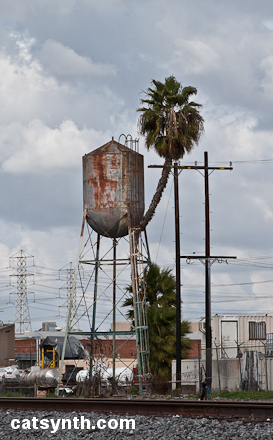 9391 (Water Tower)