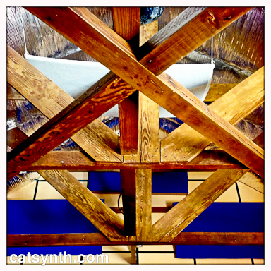 Studio Cross Beams