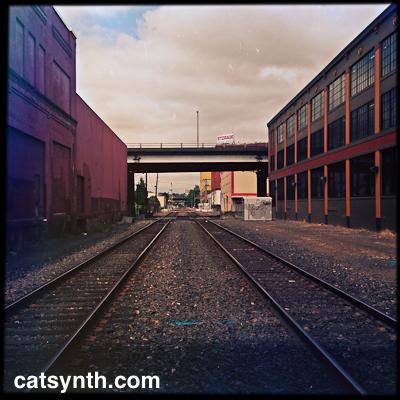 Industrial Southeast, Portland