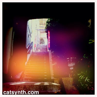 Stairway, Telegraph Hill