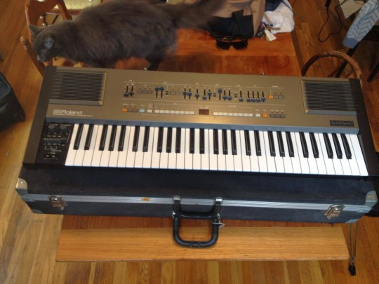 Cat and Roland HS