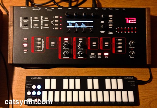 Dave Smith Prophet 12 synth
